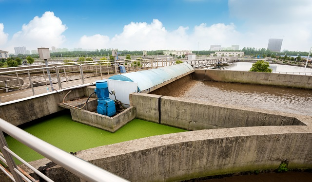 wastewater treatment industry